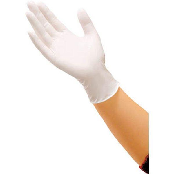 51073 サラヤ ニトリル手袋XS 200枚ホワイ...