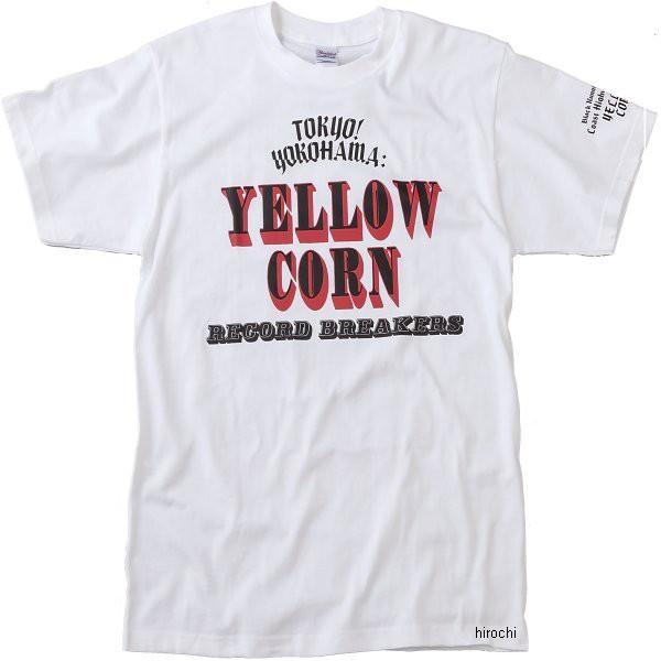 イエローコーン Tシャツ 白 Lサイズ YT-01-WH-L W...