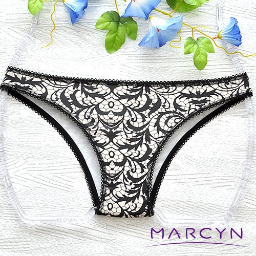MARCYN (マルシン) ブラジリアンカット ビキニシ...