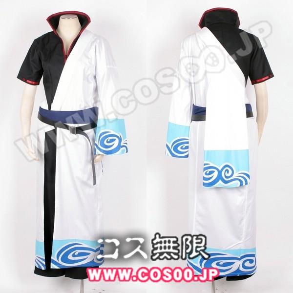 銀魂 風◆坂田銀時 風◆コスプレ衣装