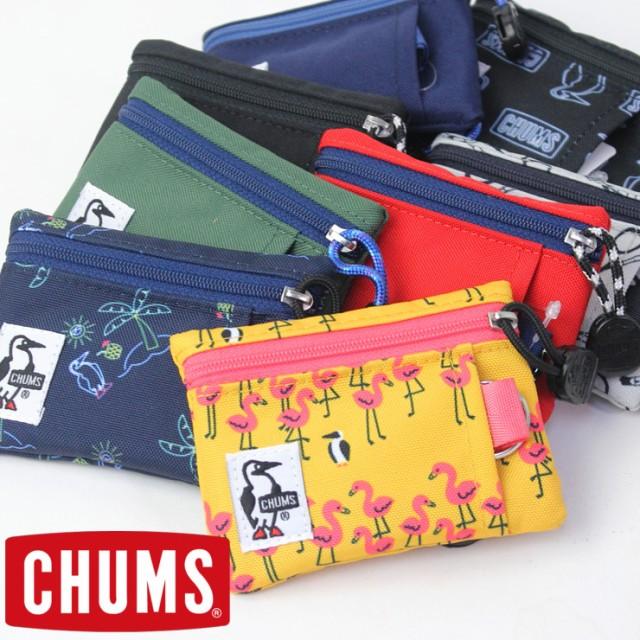 チャムス コインケース CHUMS エコキーコインケー...