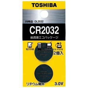 東芝 CR2032EC 2P CR2032EC ...