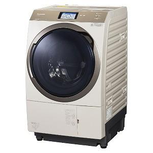 パナソニック ドラム式洗濯機 [洗濯11.0kg/乾燥6.0kg/左開き] NA−VX900AL−N シャンパン(標準設置無料)