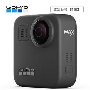 GOPRO 360°アクションカメラ GoPro(ゴープロ)MAX(マックス) CHDHZ−201−FW