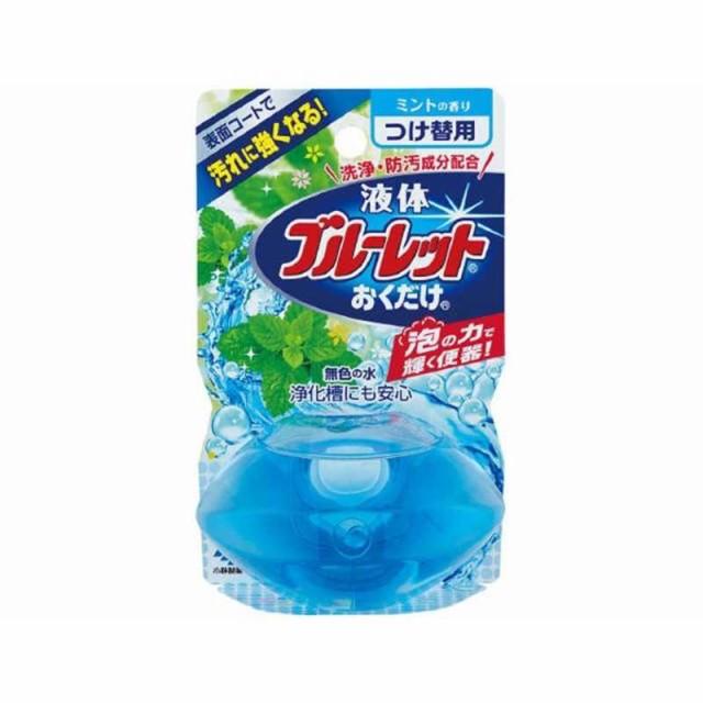 小林製薬 芳香剤 液体ブルーレットおくだけ(ミ...