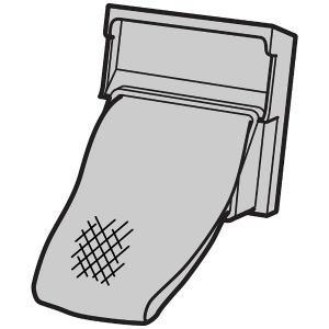 日立 全自動洗濯機用糸くずフィルター NET−4...