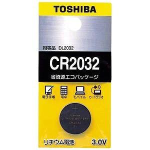 東芝 ボタン電池 コイン形リチウム電池 「CR...
