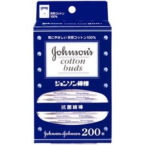 ジョンソン&ジョンソン ジョンソン 綿棒 (200本入)