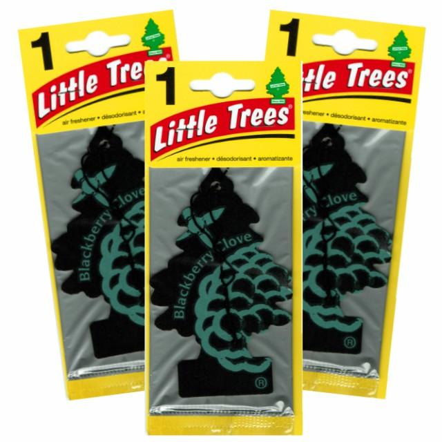 リトルツリー Little Trees ブラックベリークロー...