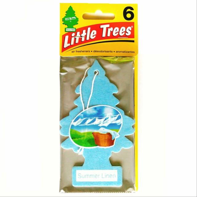 リトルツリー Little Trees エアフレッシュナー ...