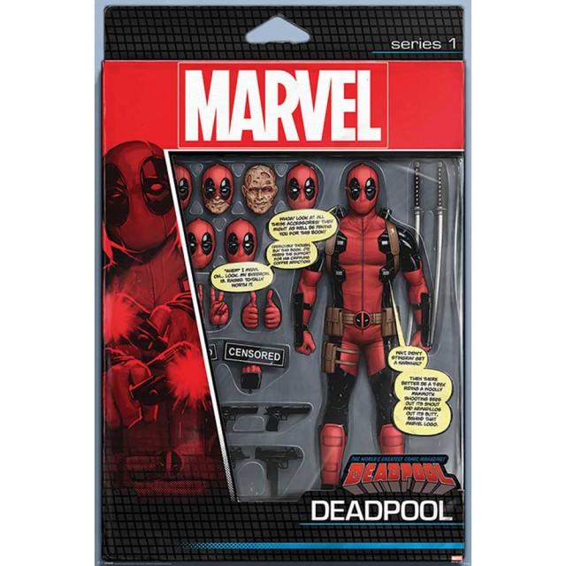DEADPOOL デッドプール - Deadpool (Action Figur...