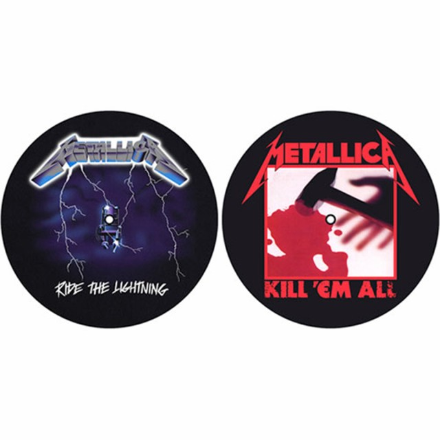 METALLICA メタリカ - KILL 'EM ALL / RIDE THE L...