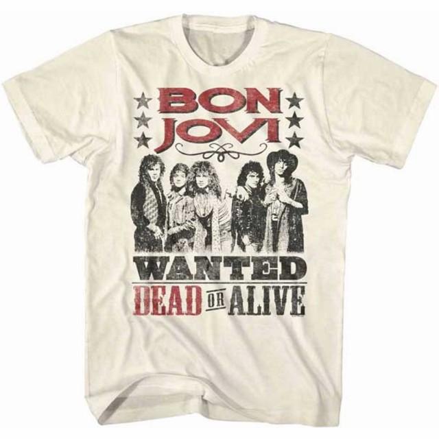BON JOVI ボン・ジョヴィ - DEAD OR ALIVE / Tシ...