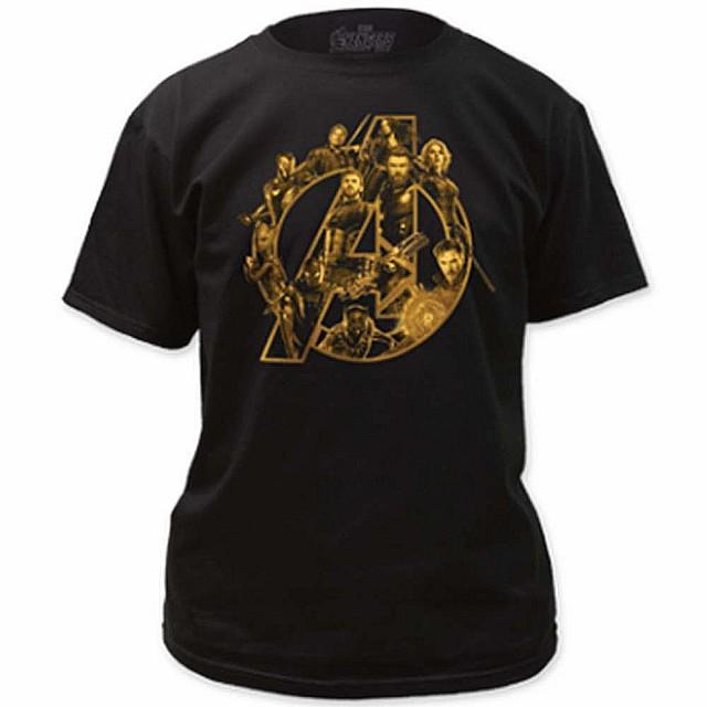 AVENGERS アベンジャーズ - Logo / Tシャツ / メ...