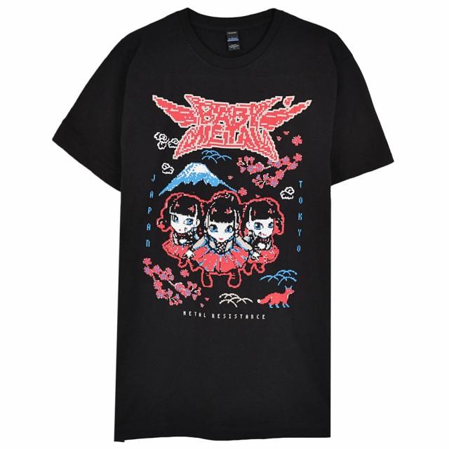BABYMETAL ベビーメタル - WINGS / Tシャツ / メ...