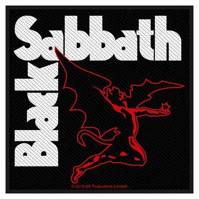 BLACK SABBATH ブラックサバス - PATCH: CREATURE...