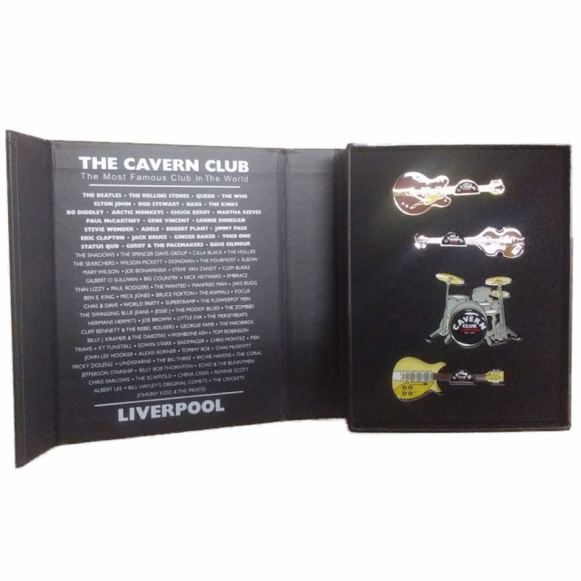 CAVERN CLUB キャヴァーンクラブ - PIN BADGE SET...