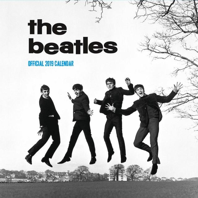 BEATLES ビートルズ - Official 2019 Calendar / ...