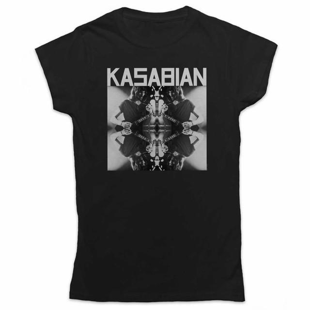 KASABIAN カサビアン - Solo Reflect / Tシャツ /...