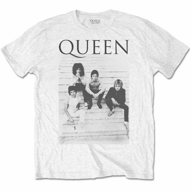 QUEEN クイーン - Stairs / Tシャツ / メンズ 【...