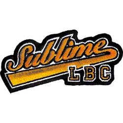 SUBLIME サブライム - New Baseball Logo / ワッ...