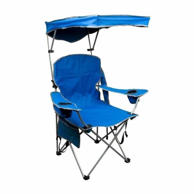 日傘付折り畳み椅子 日焼け対策 ビーチ チェア 野...