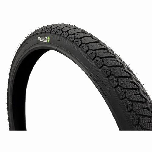 Runfort Tire Plus 20×1.75 HE ブラック 1本 タ...