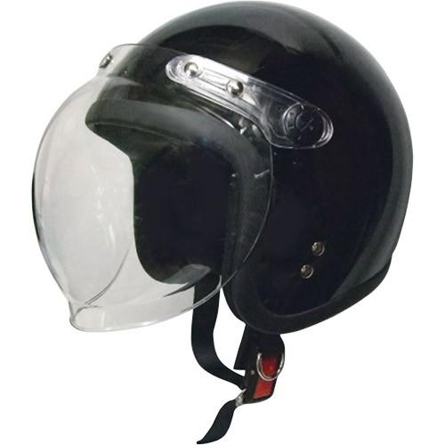 ジェットタイプ スモールジェットヘルメット 回転...