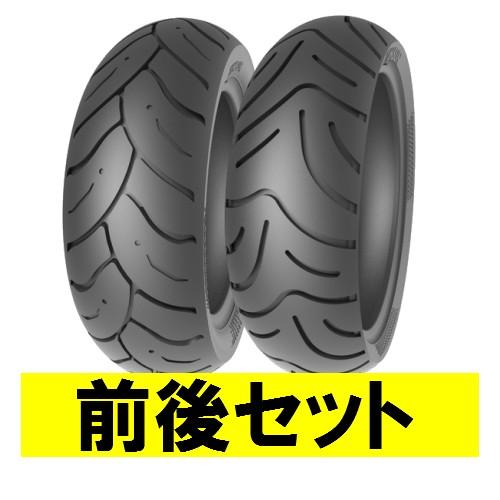 チューブレスタイプ 【セット売り】TS633 110/90-...