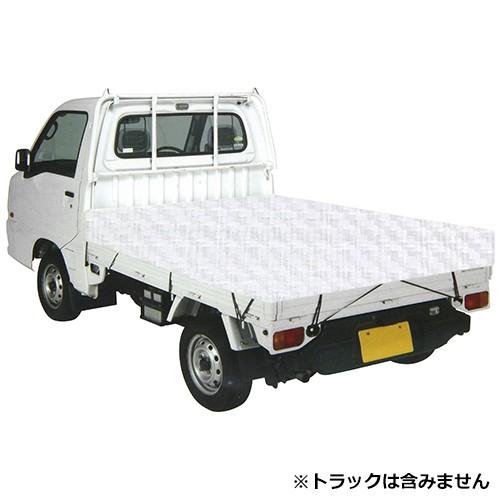 取寄 SKS-K1821WH 軽トラシート スーパークール S...