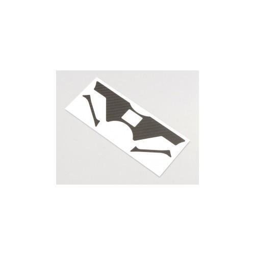 [取寄]キタコ カーボン調シール CBR250RR 000-184...