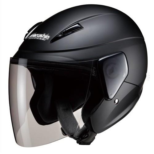 マルシン バイク ジェットヘルメット セミジェッ...