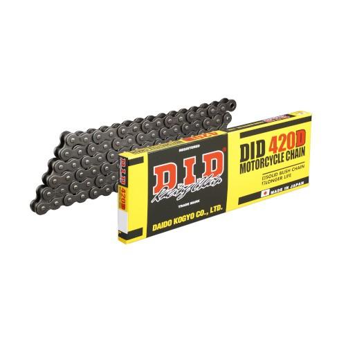 DID(大同工業) バイク チェーン 420D-96L 郵政...