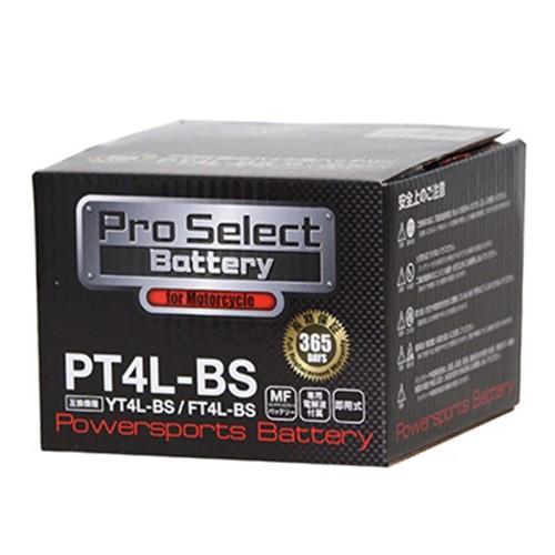 YT4L-BS互換 PT4L-BS PSB 液別MFバッテリー 1年保...
