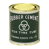 【1個売り】ミツワラバーセメント 小缶ゴムのり 9...