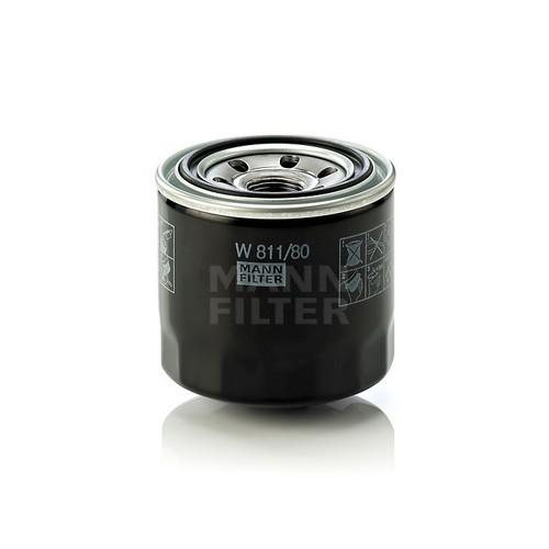 W811/80 W811/80 オイルエレメント MANN-FILTER(...