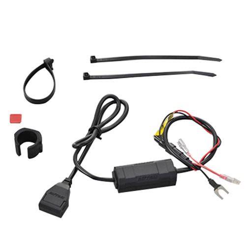 97040 97040 バイク専用電源 USB1ポート ACC2.1A ...