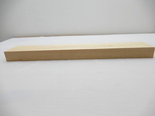 吉野桧 角材 60×60×1000(厚さ/幅/長さ)