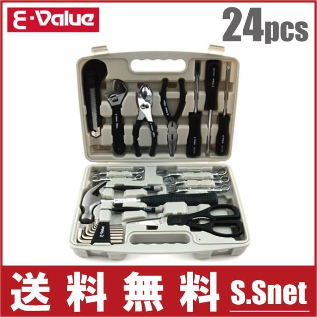 ツールセット 工具セット E-Value ETS-24H ケース...