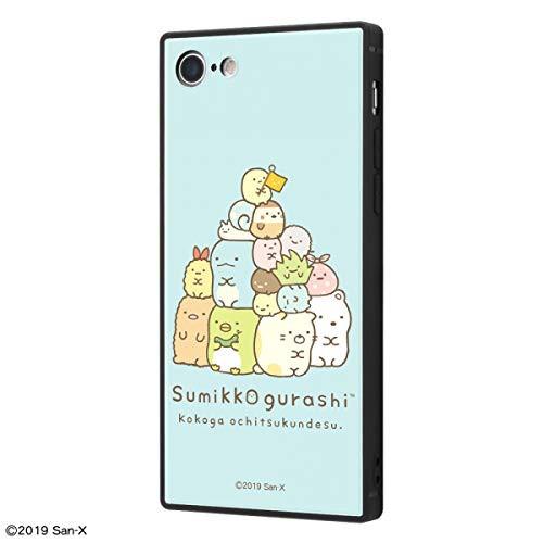 iPhone 8 / 7 /すみっコぐらし/耐衝撃ケース KAKU...