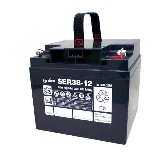 【受注品】SER38-12 GSユアサ 小型電動車用制御弁...