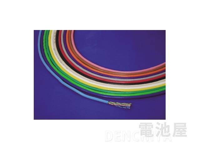0.5-4P NSGDT6 日本製線 300m LANケーブル CAT6 U...
