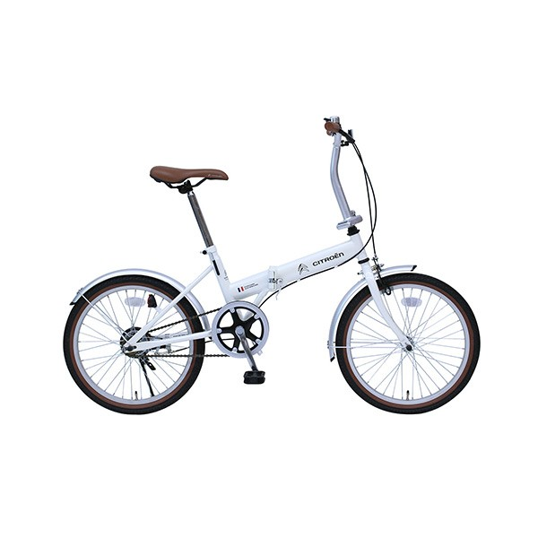 MG-CTN20G シトロエン ベーシックな折畳自転車 20...
