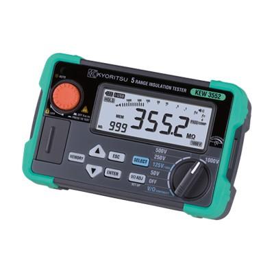 KEW3552 共立電気計器 一瞬で測定!応答速度の大...