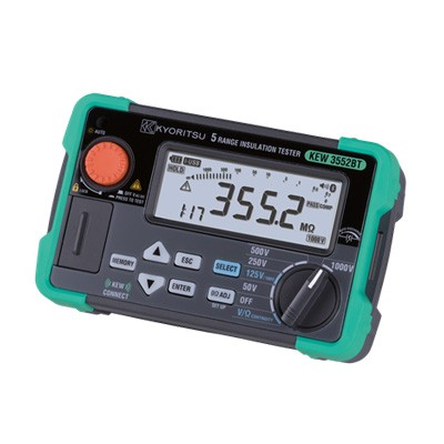 KEW3552BT 共立電気計器 応答速度の大幅アップで...