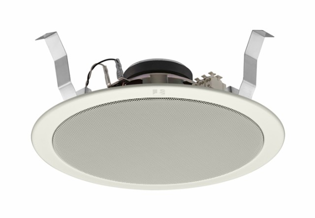 PC-2851 TOA 天井埋込型スピーカーBGM用 15W ...