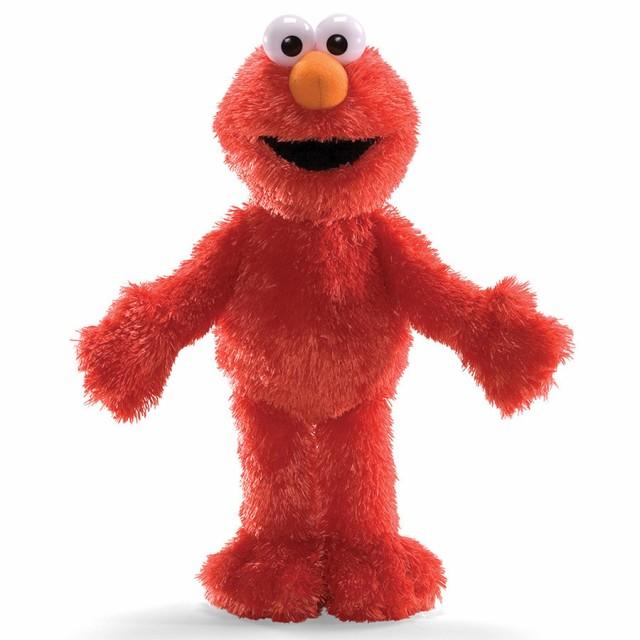 【GUND】セサミストリート -Elmo-