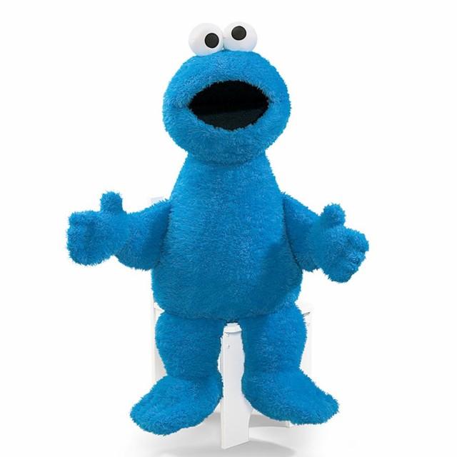 【GUND】セサミストリート -Cookie Monster Jumbo...