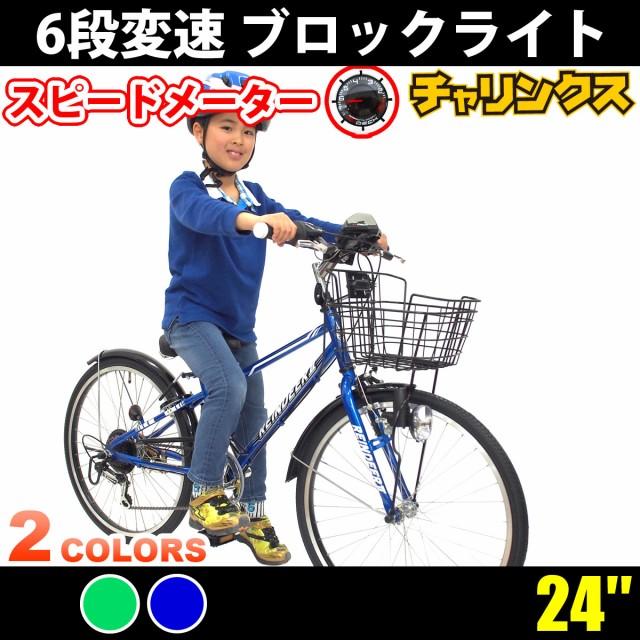 子供用自転車 24インチ ★レインディアII★ CIデ...