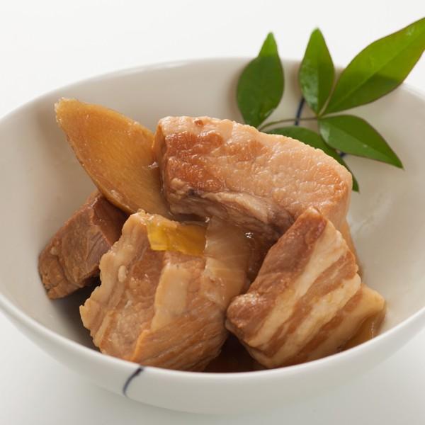 豚バラ肉の角煮【無菌・無添加】
